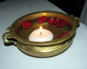 red-fort-candle-on-table