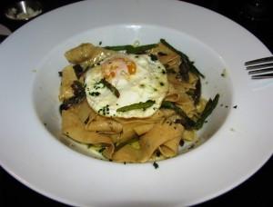 Chow Bistro - Tagliatelle
