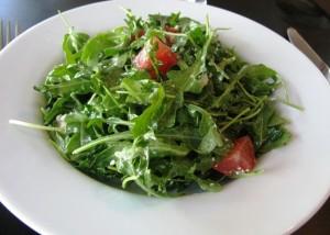 Chow Bistro - Watermelon & Arugula Salad