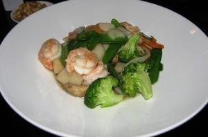 Veekoo Berwyn - Jumbo Shrimp with Vegetables