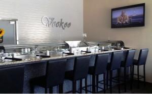Veekoo Berwyn - Sushi Bar