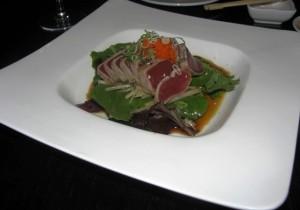 Veekoo Berwyn - Tuna Tataki Sushi