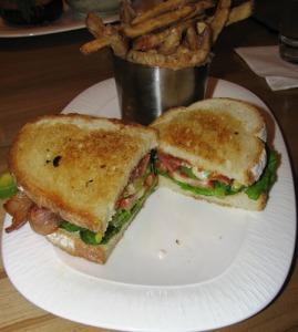 Avenue Kitchen - Avocado BLT