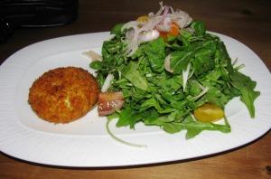 Avenue Kitchen - Baby Arugula Salad