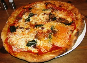 Avenue Kitchen - Sweet Sausage Pizza