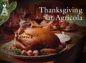 Agricola - Thanksgiving
