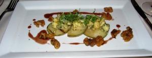 Kimberton Inn - Grilled Pears