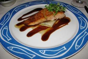 Kimberton Inn - Salmon Filet