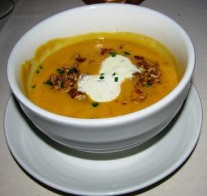 Kimberton Inn - Sweet Potato Bisque