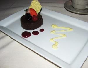 Kimerton Inn - Choc Truffle Torte