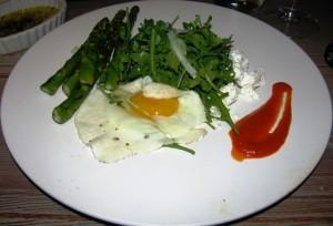 Farmer's Daughter - Asparagus Salad