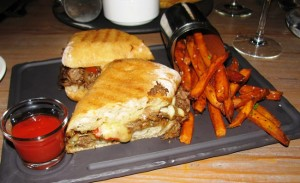 Farmer's Daughter - Short Rib Grilled Cheese