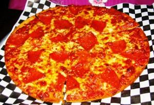 Ron's Original - Thin Crust Pizza