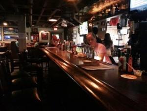 Trappe Tavern - Interior