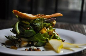 Bell Book & Candle -NYC - Pear Salad
