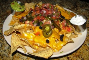 Iron Abbey - Nachos