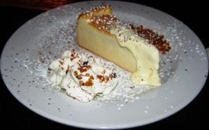Vita Bella - Ricotta Cheesecake