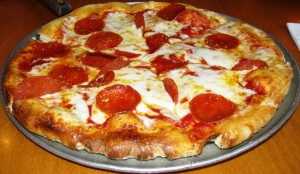 Fireside Bar & Grille - Cheese Pizza w Pepperoni