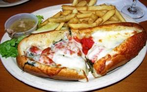 Fireside Bar & Grille - Roast Pork Calabrese