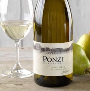 Ponzi - 2014 Pinot Gris
