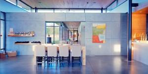 Ponzi - Winery Interior