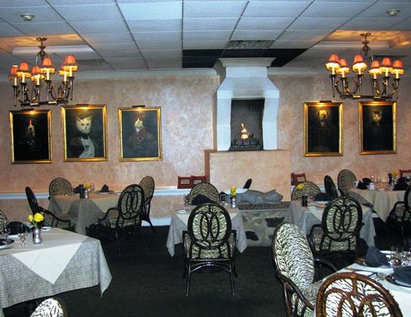 Krazy Kat S Restaurant