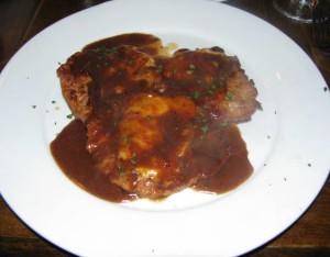 Il Granaio - Veal Saltimocca