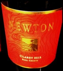 Newton Vineyard - Red Label Claret 2013