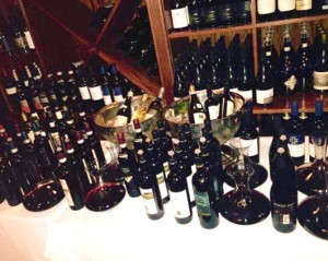 Stage Left - Selbach Oster Wine Dinner