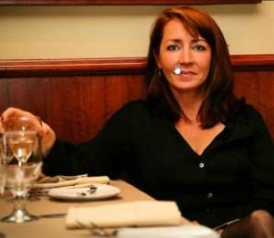 Jersey Shore Cookbook - Author Deborah Smith