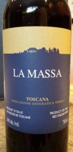 La Massa Toscana 2013