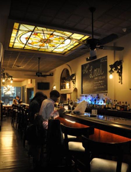 Local Wine Kitchen Interior Bar 3