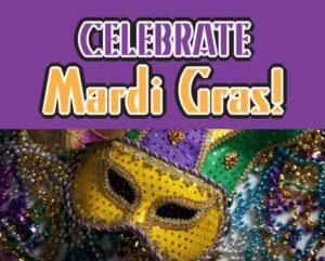 Gladstone Tavern - Mardi Gras Week