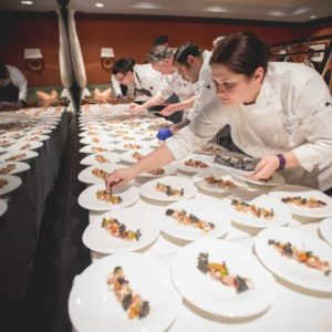 NJ Wine & Food Fest 2017 - Top Chefs & Top Wines Dinner