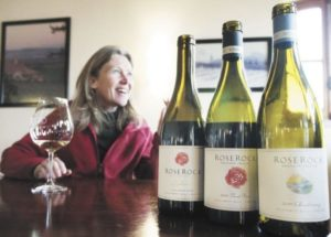 Roserock Winery - Veronique Drouhin-Boss