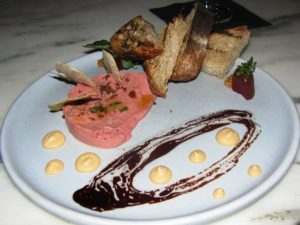 Fri Sat Sun - Chicken Liver Mousse