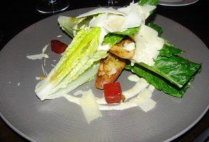 Autograph Brasserie - Catalan Caesar Salad