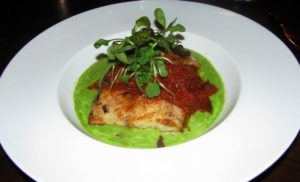 Autograph Brasserie - Wild Striped Bass