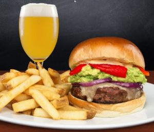 Iron Hill Brewery - Big Haas Burger 2017