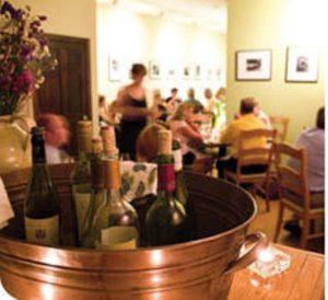 Majolica Dining Room