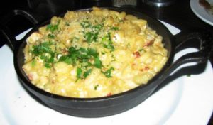 Capers & Lemons - Baked Mac & Cheese Side