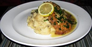 Capers & Lemons - Chicken Piccata