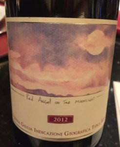 Jermann Winery - Red Angel on the Moonlight 2012