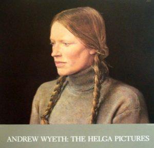 Andrew Wyeth - Helga