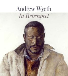 Andrew Wyeth - In Retrospect Catalogue Front Cover