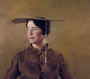 Andrew Wyeth - Wife, Betsy