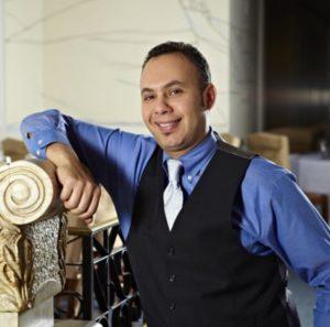 Greece - Kamal Kouiri, Wine Director Molyvos, NYC