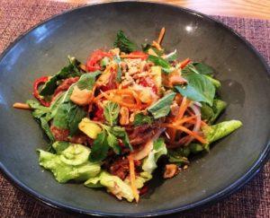 Mistral KOP - Duck Salad