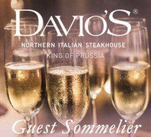 Davio's KOP - Guest Sommelier