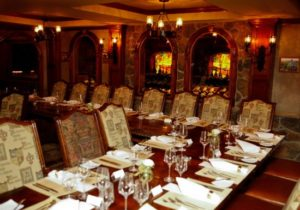 Crystal Springs Resort - Wine Cellar Dinner